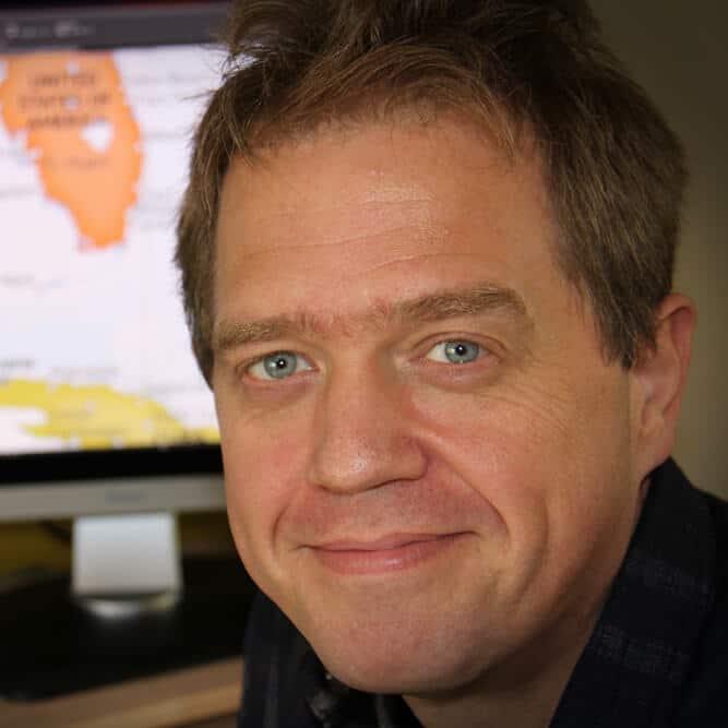 Koen Adams, webdeveloper en grafisch vormgever