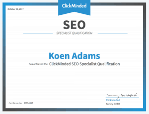 ClickMinded-SEO-Specialist-Qualification-Koen-Adams-1-750x578 (1)