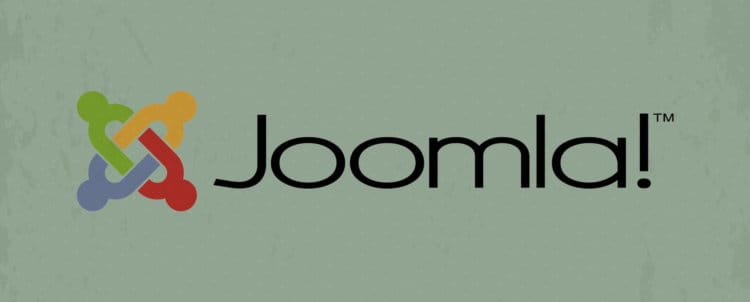 Joomla - a completely free website content management system