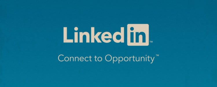 LinkedIn - social network for professionals