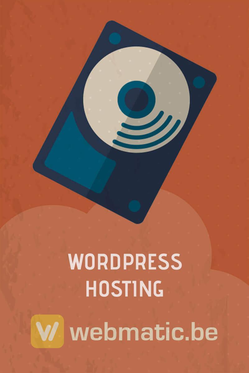 Onze WordPress Hosting zorgt voor een website op topsnelheid. Stabiel en veilig en dit zonder de verborgen kosten.