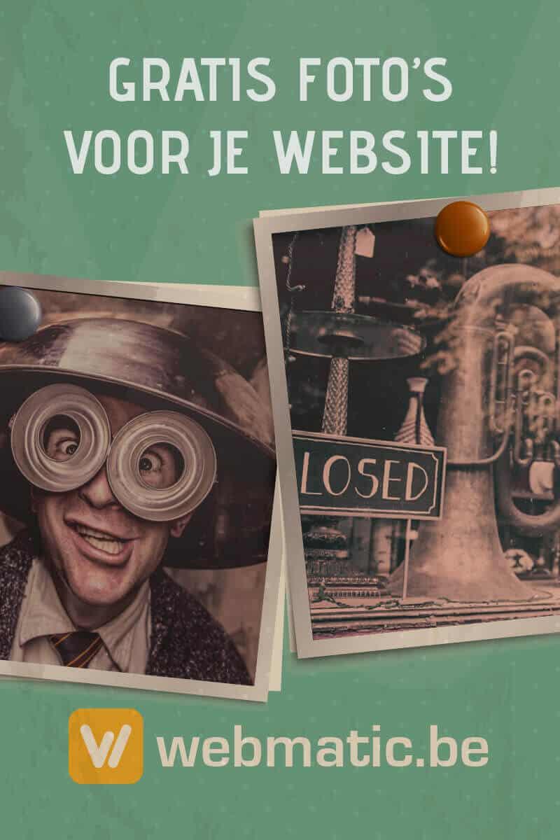 Als je het nog niet wist, dan zeggen wij het je nu. De juiste afbeeldingen kunnen je website naar een hoger niveau tillen.
