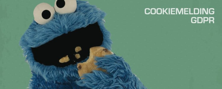 Voor niet functionele cookies ben je verplicht een melding te geven op je website.