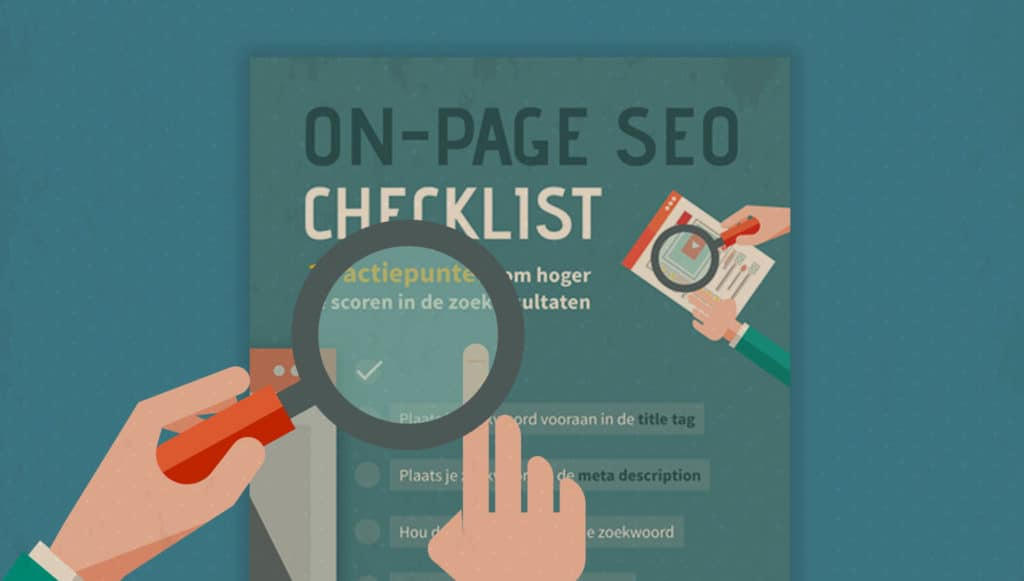 De On-Page SEO Checklist