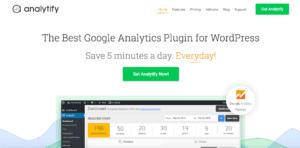 Analytify - een Google analytics plugin voor WordPress
