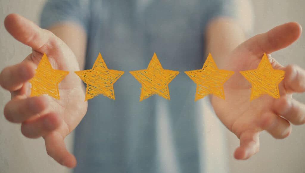 Google reviews zijn belangrijk voor je online succes