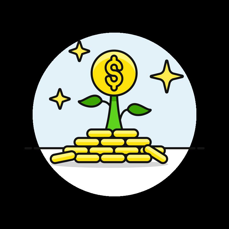 Grow symbol online from your website